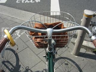 自転車で周るのって久々で楽しいなあ