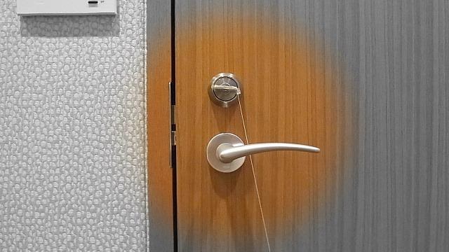 そして扉が閉ざされた