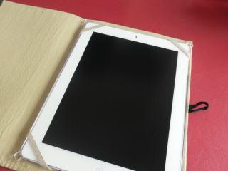 神通力で新しいiPadになったりはしなかったが気品が5倍アップした