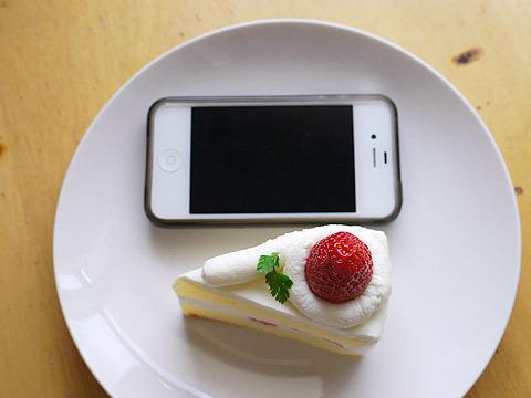 iPhoneより小さい