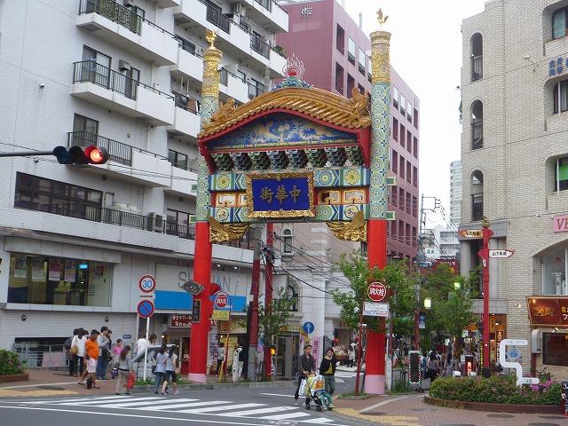 横浜に行ったことがない人でも写真や映像でこの門は見たことがあるかもしれない。