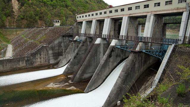 ダム好きが選ぶ「このダムがすごい2012」第1位(勝手に決めた)