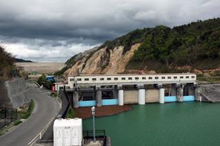 撤去した水門の1つくらい胆沢ダムで保存してくれないかな