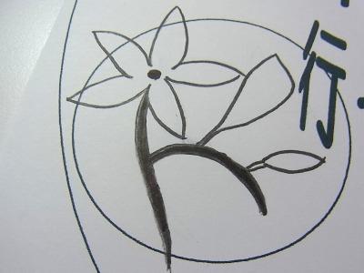 実は近くでは見なかったので花の形が分かぬまま帰ってきたのだが、そういうディテールはweb検索で解決だ。