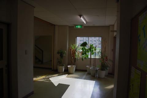 「行き止まり廊下等の禁止」 (東京都建築安全条例 第10条の8)