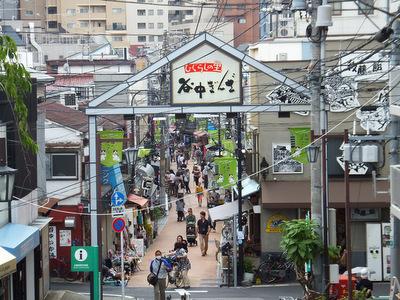 ほとんど観光地みたいな商店街