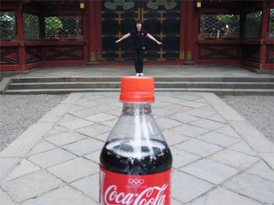 いつでもコカ・コーラ~