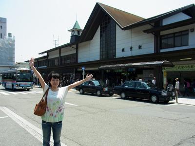 鎌倉駅にようやく到着~!