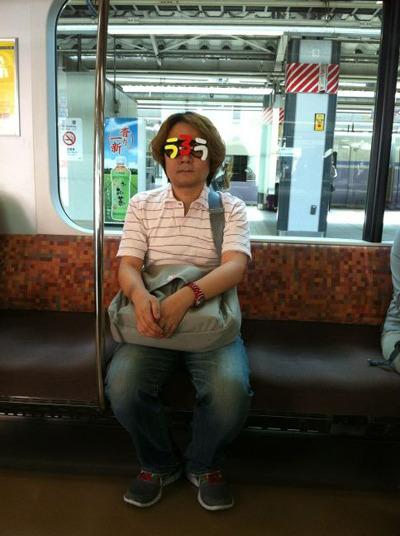 林作「うるうメガネ」