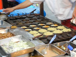 鳥取のより麺の密度が濃くて硬くて味が濃かった