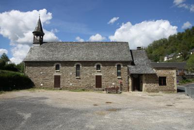 教会の建物を改装したジットもある