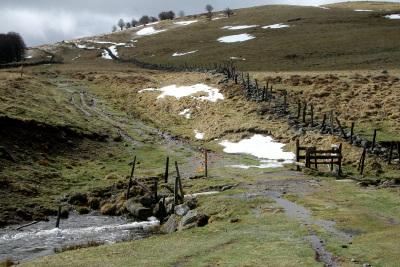 雪が残っている所も多々あり、びっくりだ
