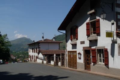 そしてついに、スペインとの国境の町「サン・ジャン・ピエント・ポー」に到着