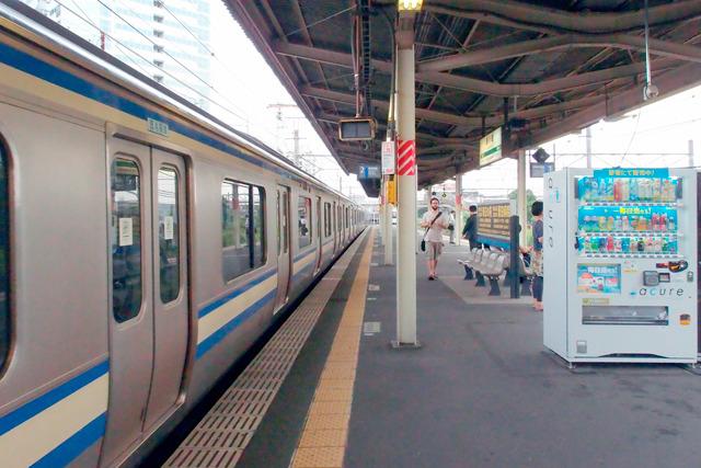 どんな駅だったっけ?と思いながら人生2度目の新川崎駅。
