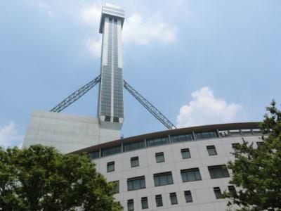「船堀タワー」ことタワーホール船堀