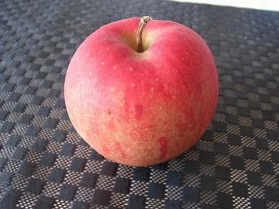 それならリンゴ。甘さは十分だろう。