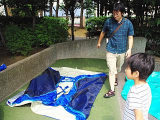 本日の幹事は、都合により中央区在住のライター西村さん。