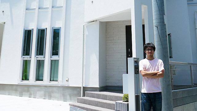 27歳にして家を建てました!