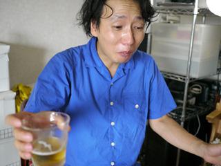 対して、ビールはものすごくまずくなる