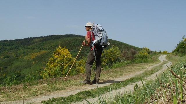 72日かけて歩いた「サンティアゴ巡礼路」、今回はそのスペイン編です