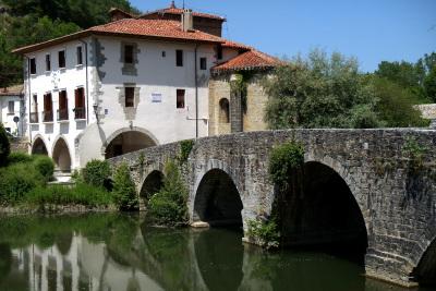 古い橋がよく保たれているものである