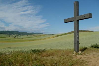 ここに十字架を立てたくなる気持ち、分かる