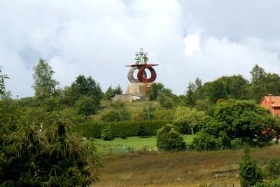 モンテ・ド・ゴゾのモニュメント