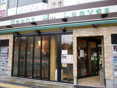 日暮里駅近くの気軽に入れるカフェ。