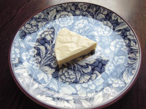 チーズケーキです