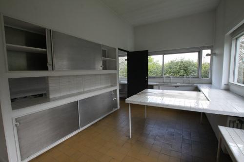 リビングの隣にあるキッチンも機能的
