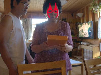 「ほんと北海道の土産持ってくるからさ(2回目)」※本当に去年だけです