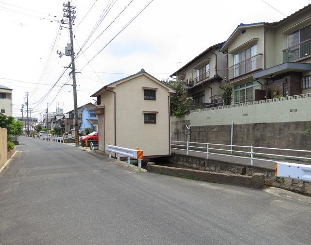岡山の、マイ橋が連続する先に、どーん!