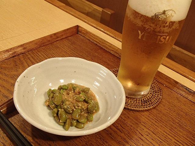 これがビールによく合う。日本酒にもあう。飯に乗せても非常にうまい。翌日ぐらいが一番うまい。