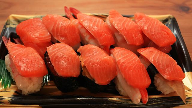 寿司職人の人がこの記事読んでいませんように。