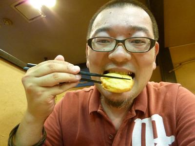 手づかみではなく箸で食うもの。天ぷらだし。