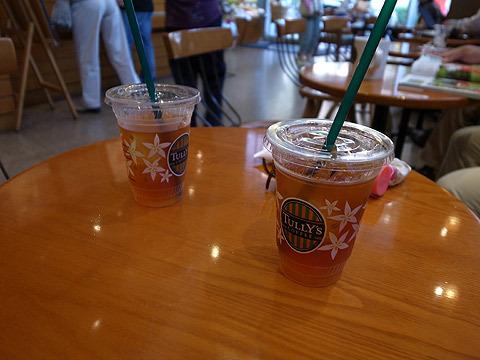 またカフェはオシャレである!