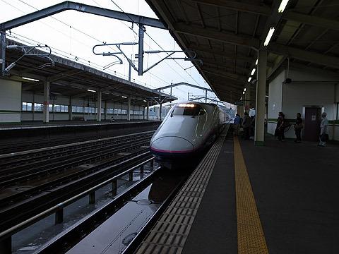 ちなみに電車のトラブルで福島へは18切符なのに新幹線に乗れて嬉しかった!
