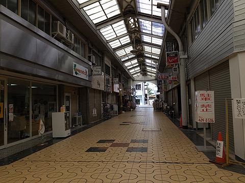 和歌山駅近くはとにかく人がいなかった!