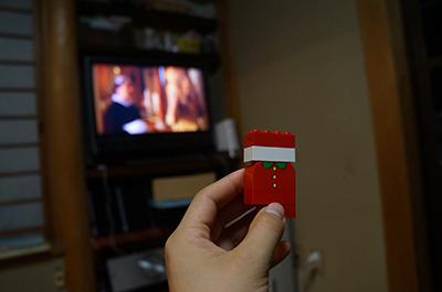 テレビ見ながらさらに作ります