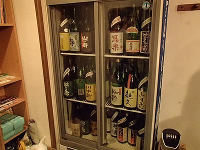 普段も色々な日本酒が楽しめる。通常営業の時にまた来ます。完全禁煙だし。
