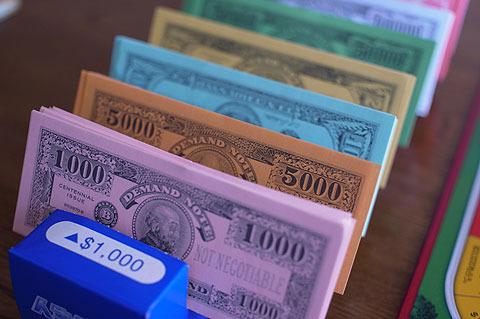 頻繁にお札を数え出し入れする。指先がカサカサしてるとツラい。