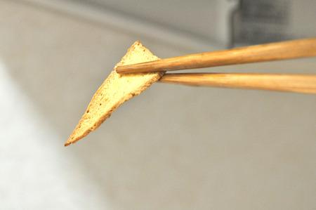 パリッパリの豆腐ラスク!
