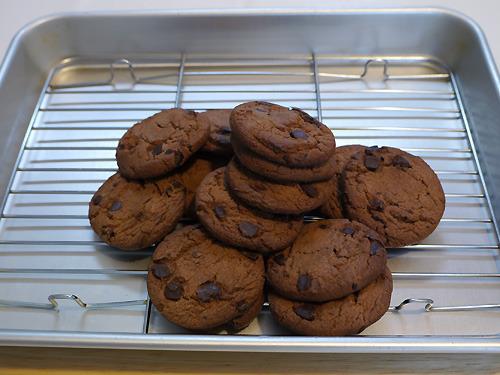 被験者1:チョコチップクッキー。