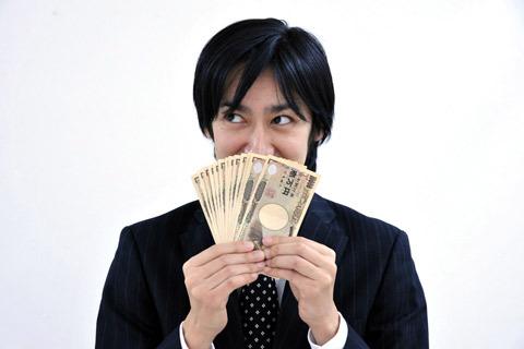 現金では演出できない金持ち感が小切手にはある