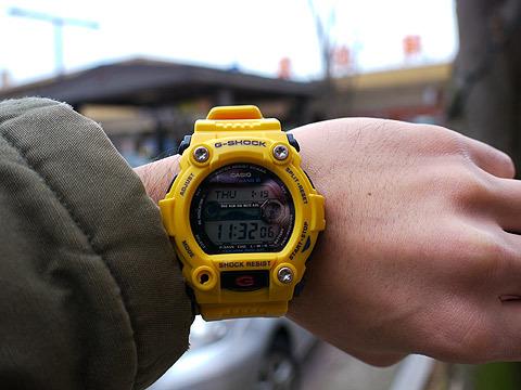 ちなみに普段付けている時計はこれです!