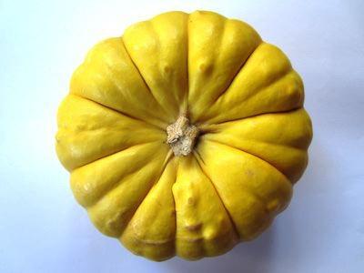 エントリー4:微妙な黄色の色合いが味わい深いかぼちゃ