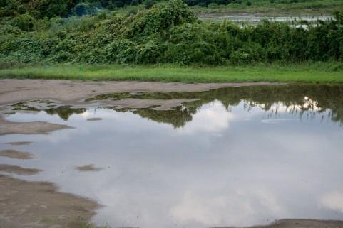 水はけの悪いグラウンドに対する野球人の悪評はすさまじい。