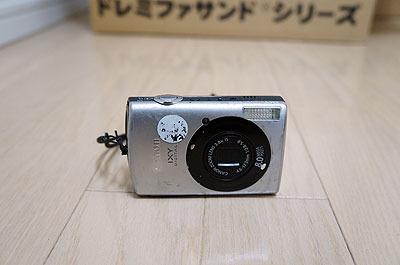 このカメラにインターバルタイマーがない