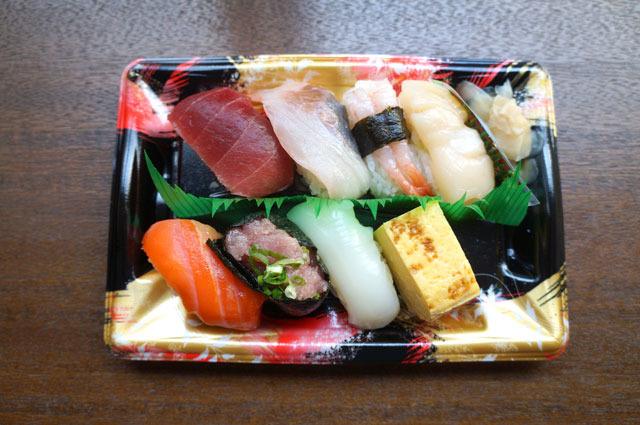 ここまでお読みいただきありがとうございました。ちゃんとしたお寿司をどうぞ