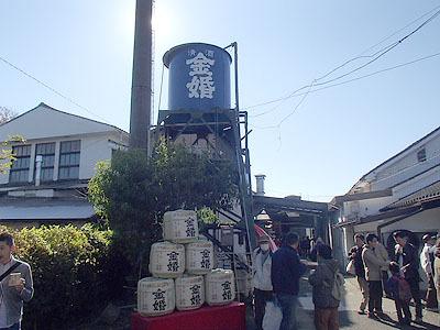 西武線東村山駅から歩いて15分。住宅街の中にあります。